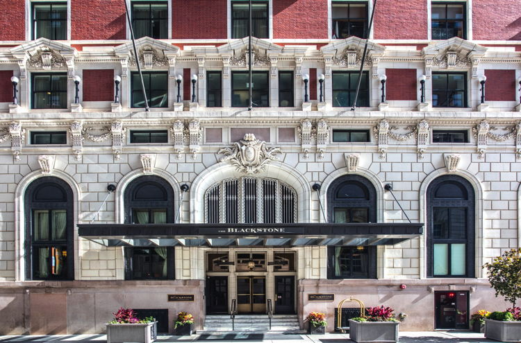 The Blackstone Hotel in Chicago Joins Autograph Collection