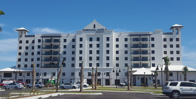 SpringHill Suites by Marriott in Navarre Beach, Florida - Exterior