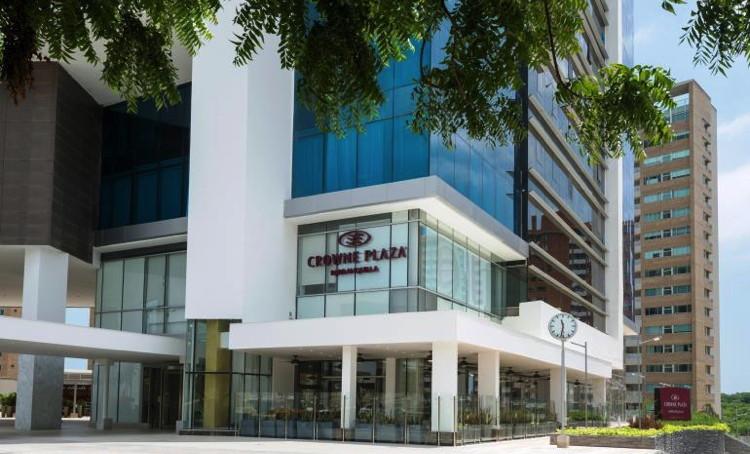 Crowne Plaza Barranquilla Hotel - Exterior