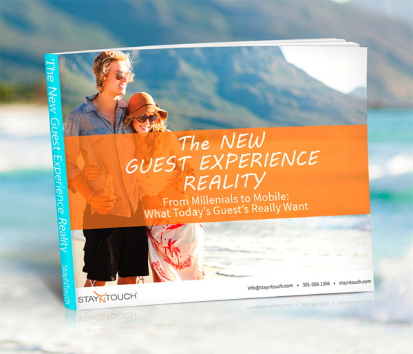 E-Book: The New Guest Experience Reality - Cover
