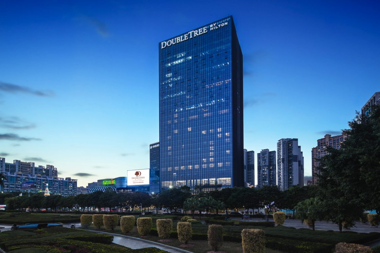 DoubleTree by Hilton Shenzhen Longhua Hotel - Exterior