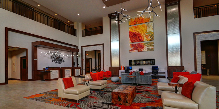 Delta Hotels Chicago North Shore - Lobby