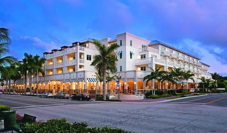 Seagate Hotel & Spa - Exterior