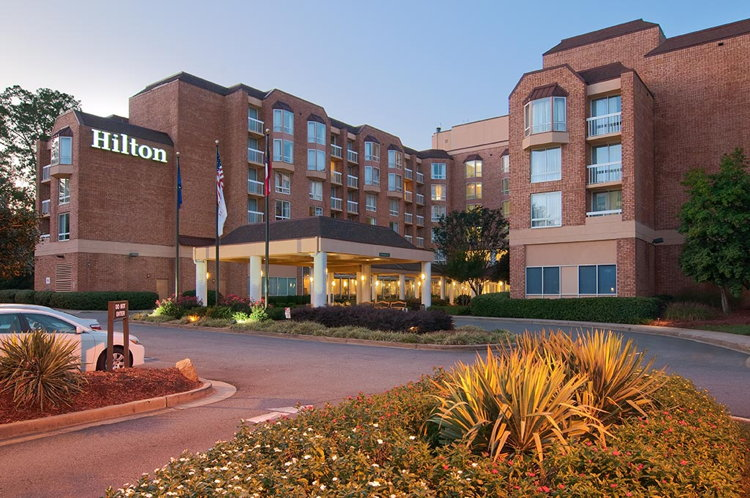 TPG Hilton Atlanta Perimeter Suites