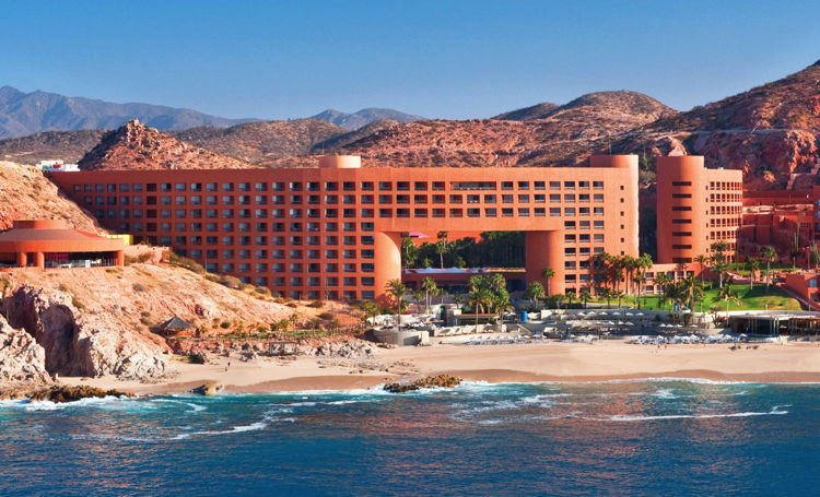 The Westin Los Cabos Resort Villas & Spa - view from ocean