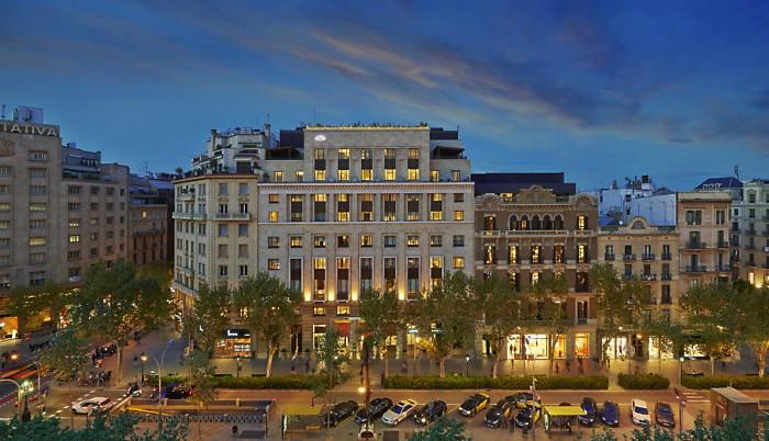 Mandarin Oriental, Barcelona - Exterior