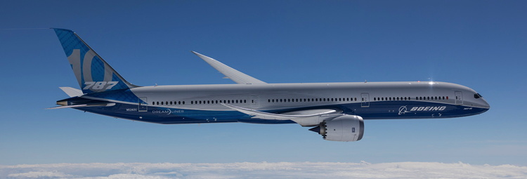 Boeing Raises Forecast for New Airplane Demand