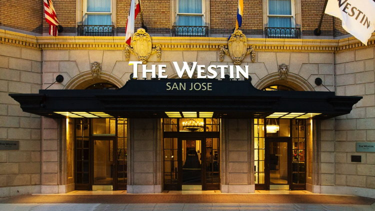 Westin San Jose Hotel - Entrance