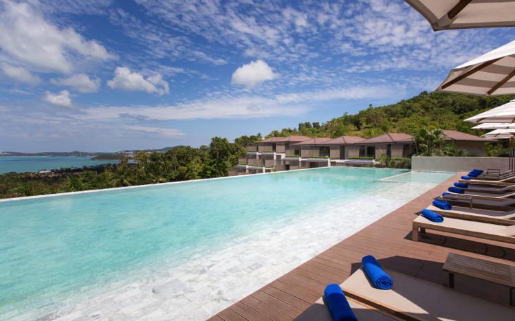 Hotel Bocage Hua Hin and Mantra Samui Resort - Pool