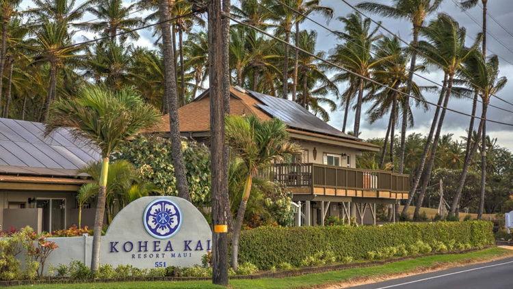 Kohea Kai Resort Maui In Hawaii - Exterior