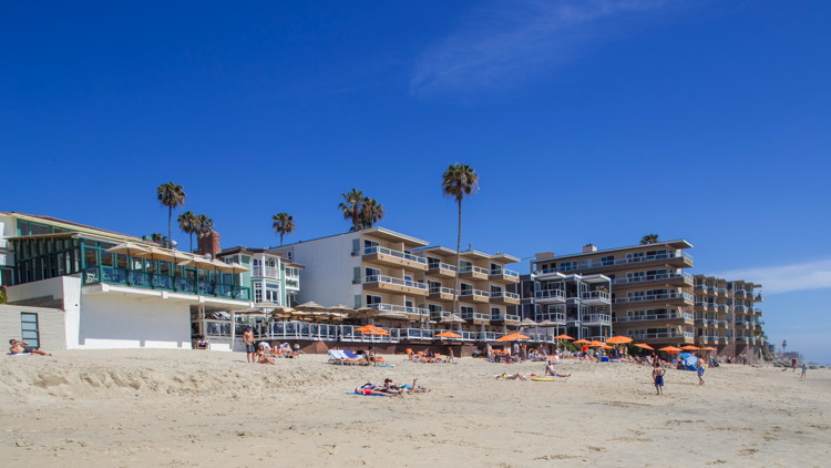 The Pacific Edge Hotel In Laguna Beach Sold For 57 5 Million