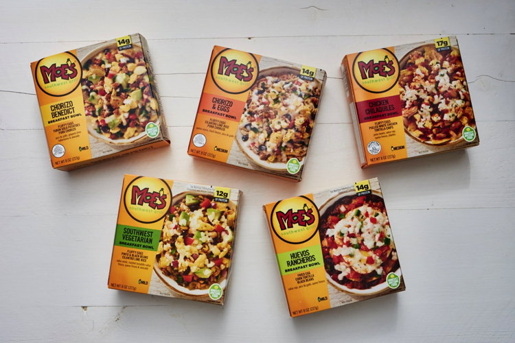 Moe's Breakfast Bowls Coming to Grocery Stores