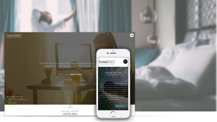 Hotel360 Technologies, the Industry's First Fully Integrated Guest Acquisition, Engagement and Retention Platform to Debut at HITEC Toronto