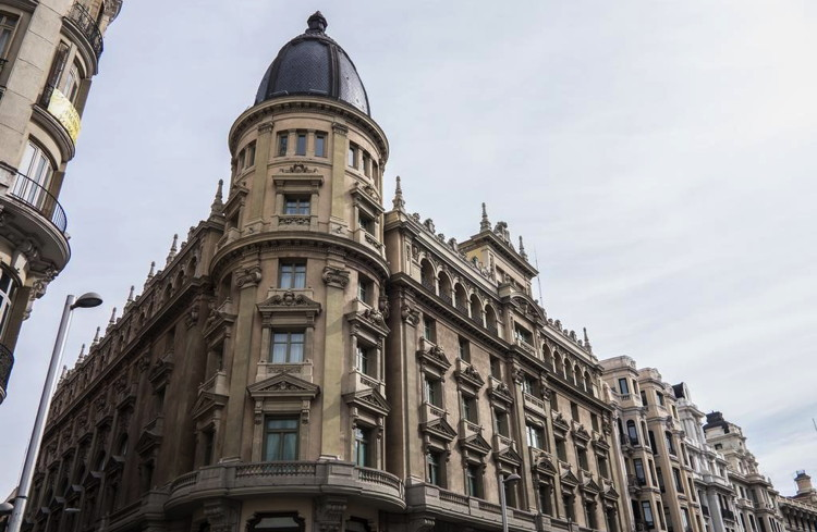 Hotel Círculo Gran Vía in Madrid Joins Autograph Collection