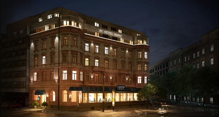 AC Hotel Mainz - Exterior