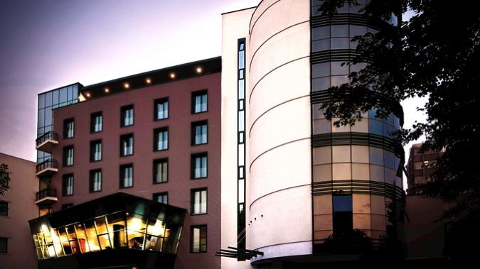 DoubleTree by Hilton Cluj - City Plaza Hotel - Exterior
