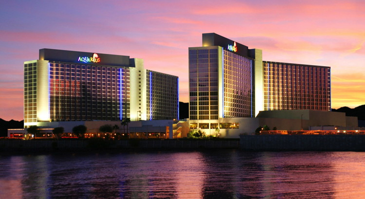 Aquarius Casino Resort - Exterior