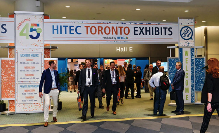 HITEC Toronto Exhibition Hall