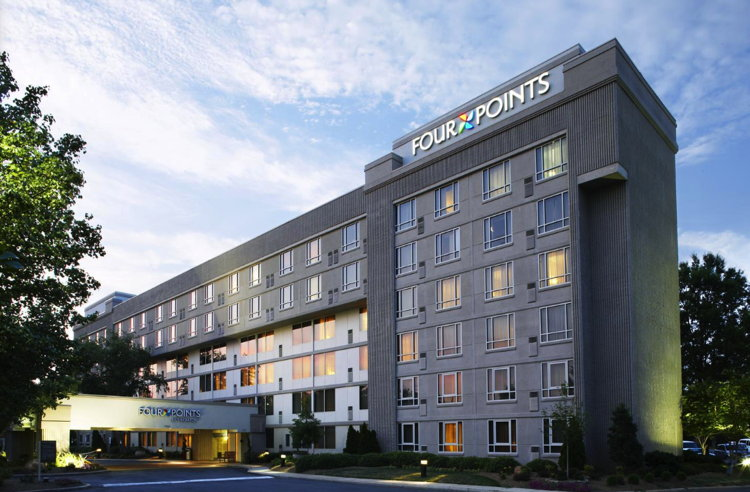 Four Points by Sheraton Charlotte Hotel - Exterior