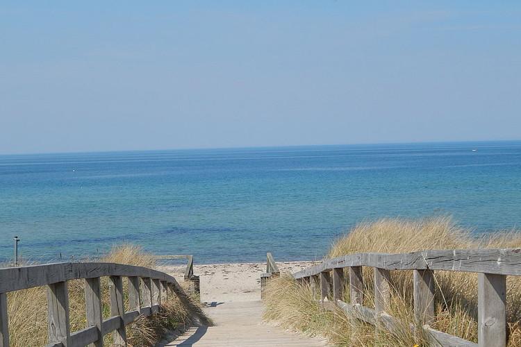 Weissenhaeuser Strand Seaside Resort - Beach