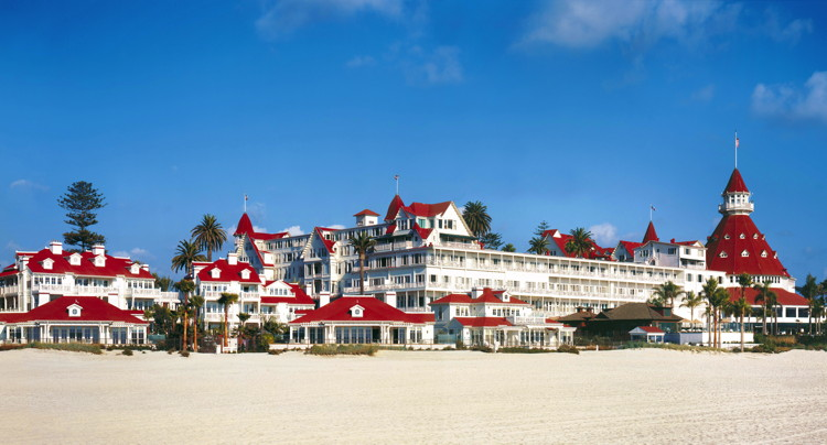 National Historic Landmark, Hotel Del Coronado Joins Curio Collection