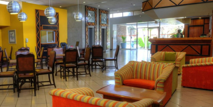 Holiday Inn Mutare - Lobby