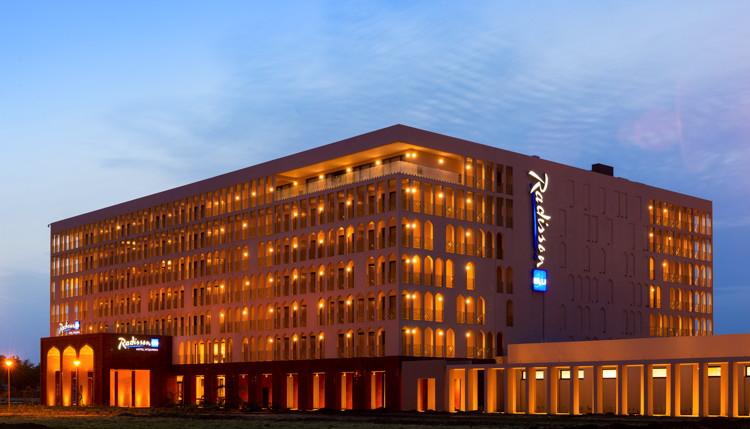 Radisson Blu Hotel N'Djamena - Exterior
