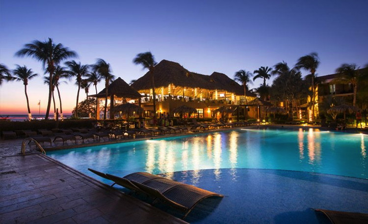 Flamingo Beach Resort & Spa in Guanacaste, Costa Rica - Pool