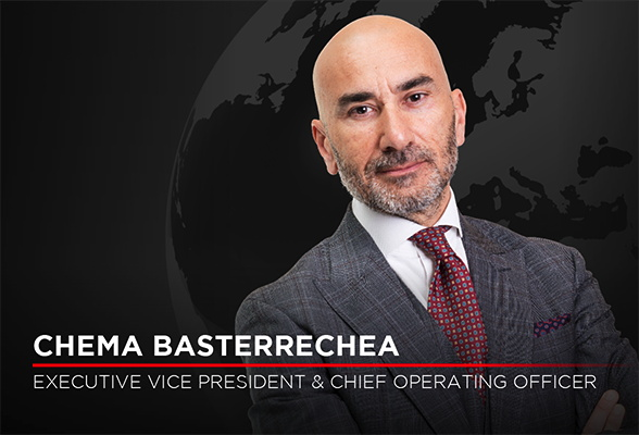Chema Basterrechea - Chief Operating Officer - Rezidor