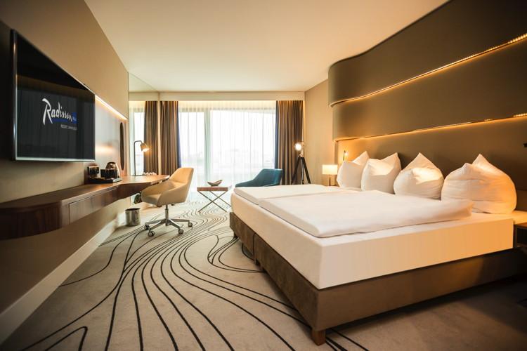 Radisson Blu Resort Świnoujście - Hotel room