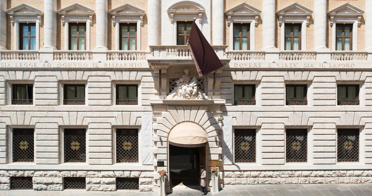 Aleph Rome Hotel Joins Curio Collection