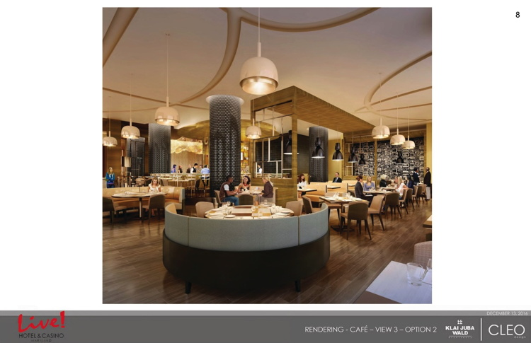 Celebrity Chef Todd English To Open First Maryland Restaurant At Live! Casino & Hotel