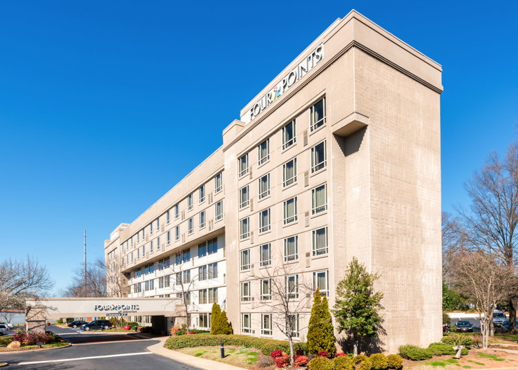 Lodging Partners Arranges Sale of Four Points Charlotte