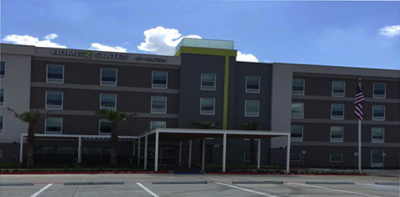 Home2 Suites by Hilton Baytown - Exterior