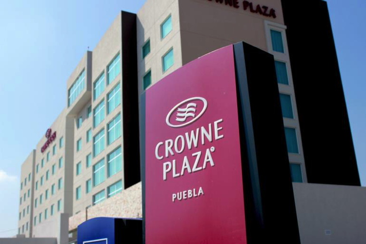 Crowne Plaza Puebla Hotel - Exterior