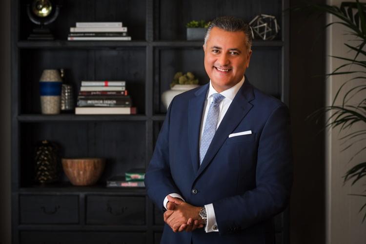 Ammar Hilal - General Manager - Fairmont Dubai Hotel