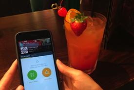 Screenshot - Mastercard Bar Tab at TGI Fridays