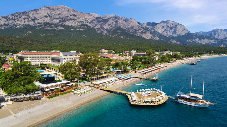DoubleTree by Hilton Antalya Kemer Hotel to Open 2018 in Turkey