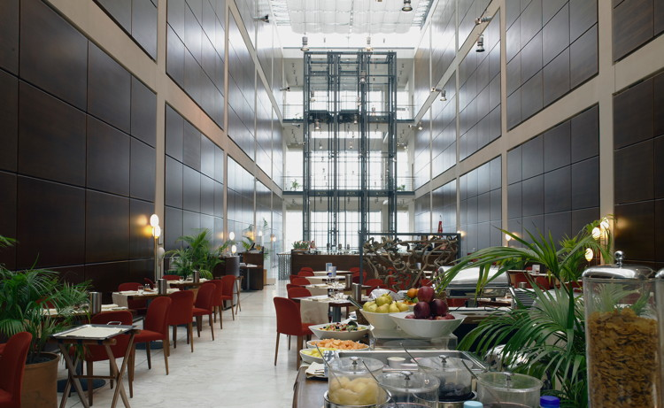 DoubleTree by Hilton Turin Lingotto - Restaurant