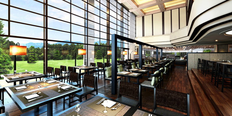 Izu Marriott Hotel Shuzenji - Restaurant
