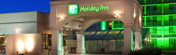 Holiday Inn® Sioux City - Entrance