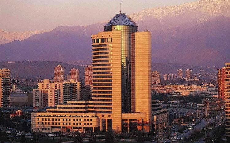 Hotel Santiago - Exterior