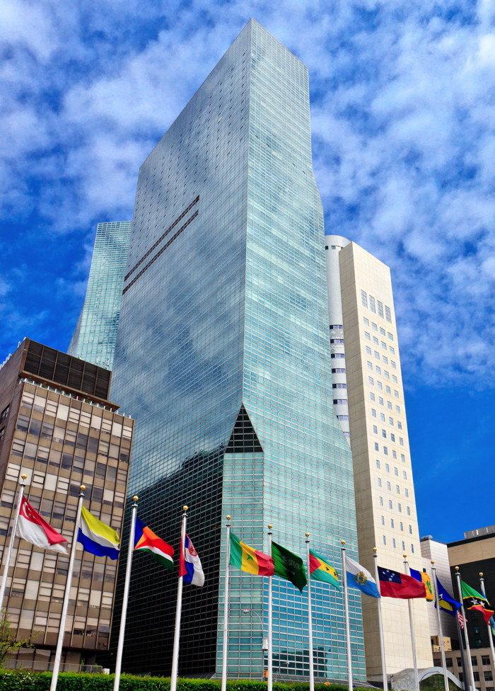 Millennium Hilton New York One UN Plaza Hotel - Exterior