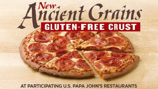 A Gluten-Free Pizza