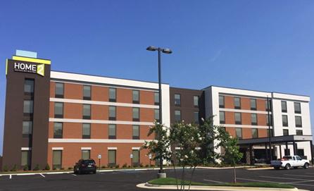 Home2 Suites by Hilton Decatur Ingalls Harbor Hotel - Exterior