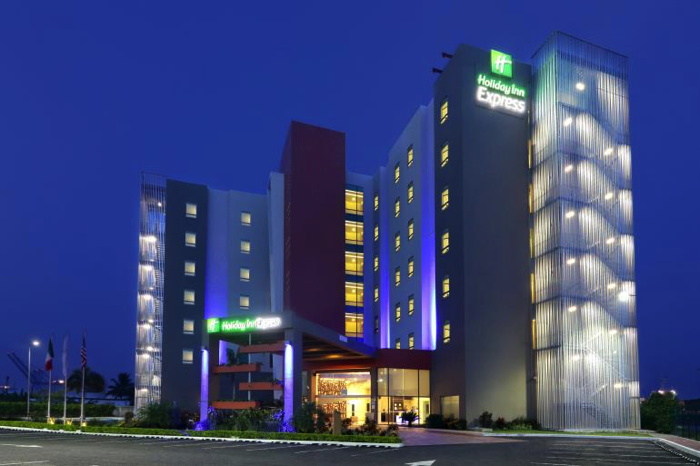 Holiday Inn Express Tuxpan Hotel - Exterior