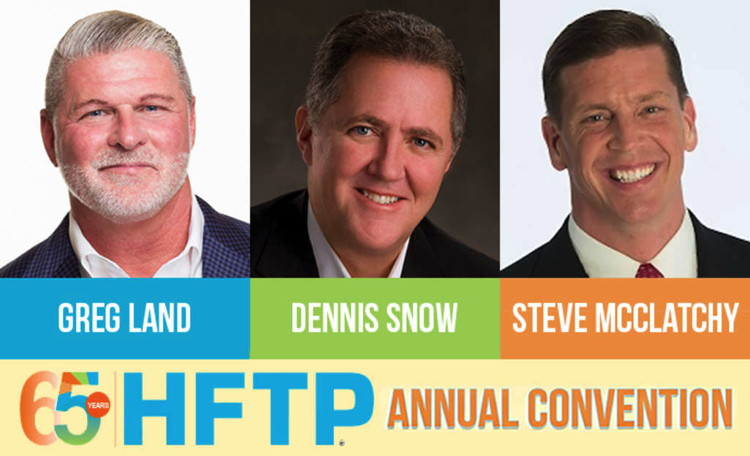 Keynote Spekaers from the HFTP 2017 Annual Convention