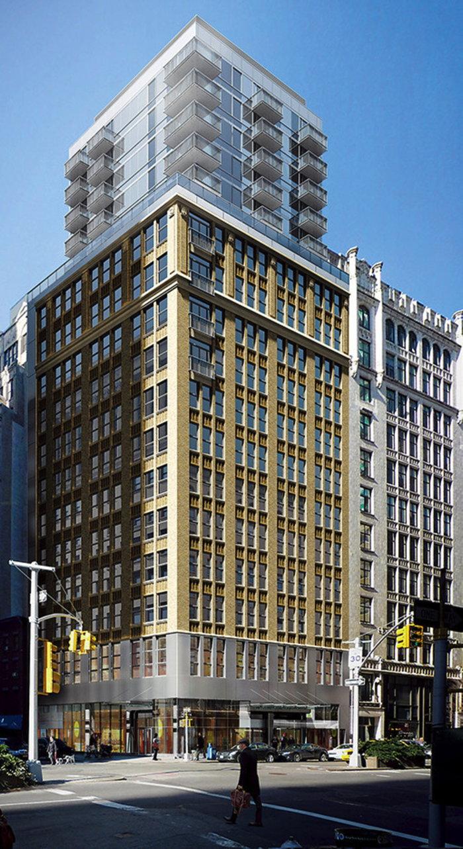 Mondrian Park Avenue Hotel - Exterior