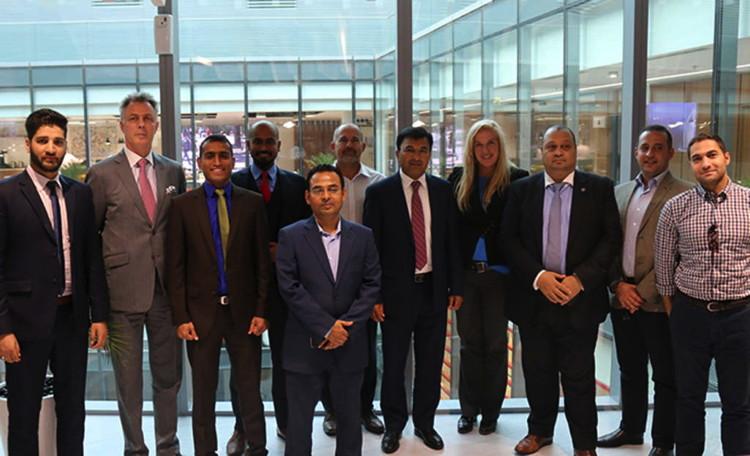 Memebers of the  HITEC Dubai 2017 Advisory Council