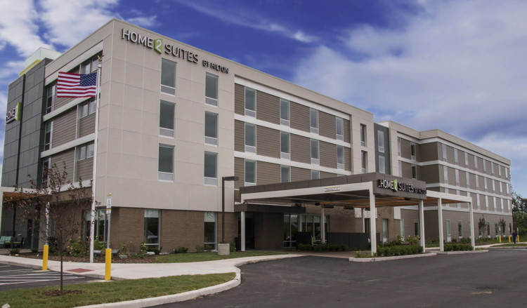 Home2 suites by hilton mishawaka south bend hotel opens in for Homes 2